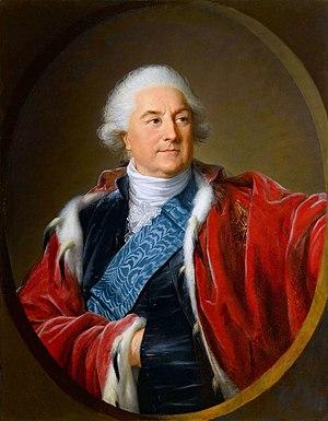 Polish–Lithuanian royal election, 1764 - Image: Vigee Stanislaw Augustus