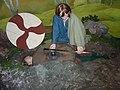 Viking burial scene, Dublinia.jpg