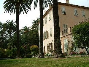 Grasse - Villa Musée Fragonard