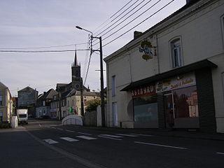 Rousies Commune in Hauts-de-France, France