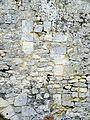 Villeneuve-sur-Verberie (60), église de Noël-Saint-Martin, nef, arrachement au milieu du mur nord.jpg