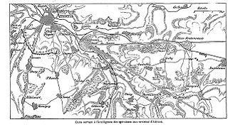 First Battle of Villers-Bretonneux - Image: Villers Bretonneux