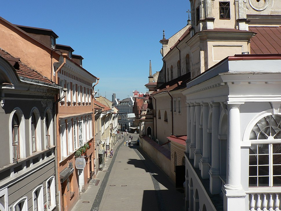 Vilnius Ostrobramska