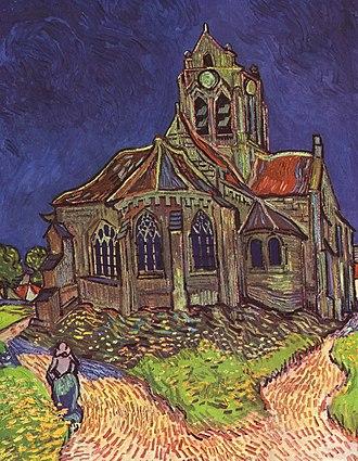 Auvers size 30 canvases - Image: Vincent Willem van Gogh 034