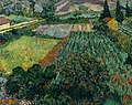 Vincent van Gogh - Field with Poppies (June 1889).jpg