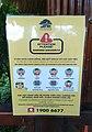 Vinpearl Safari Park warning against COVID-19.jpg