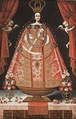 Virgin of Belén (Virgen de Belén)