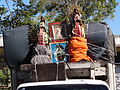 Virgin of Guadalupe Pilgrimage Truck - Bacalar - Quintana Roo - Mexico.jpg