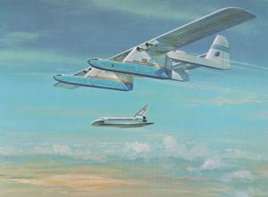 Conroy Virtus - Image: Virtus dropping orbiter