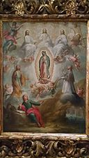Mural De Jose Clemente Orozco La Reforma Y Caida Del Imperio