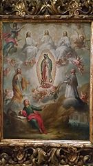 Vision of San Juan in Patmos-Tenochtitlan