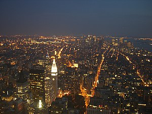 Vista Panoramica Empire State-Nueva York6524