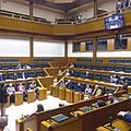 Vitoria - Parlamento Vasco, interior 01.jpg