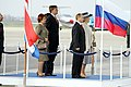 Vladimir Putin in the Netherlands 1 November 2005-1.jpg