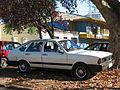 Volkswagen Passat 1.6 LSE Liftback 1989 (14357930187).jpg
