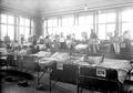 Volles Krankenzimmer der Etappensanitätsanstalt - CH-BAR - 3238448.tif