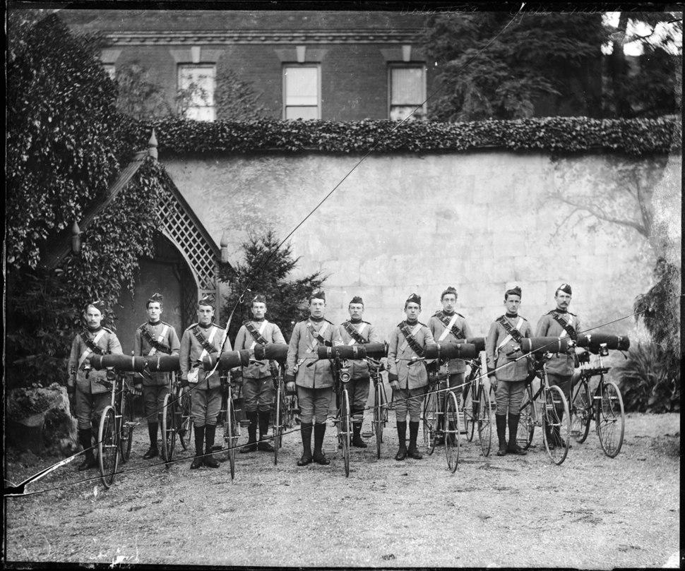 Volunteer cyclist group Bury St Edmunds Suffolk England