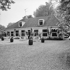 Schuddebeurs (restaurant) - Image: Voorgevel Schuddebeurs 20199028 RCE