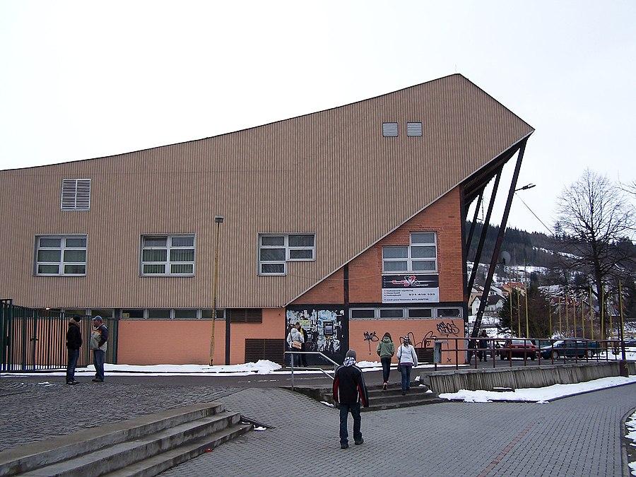 Zimní stadion Na Lapači