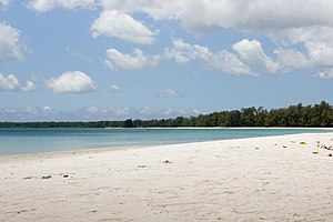 Pemba North Region - Vumawimbi beach