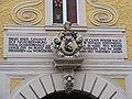 Würzburg - Hof Neulobdenburg (Portal).JPG