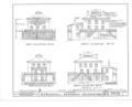 W. S. Bucknell House, 210-13 Winnebago Street, Decorah, Winneshiek County, IA HABS IOWA,96-DECOR,1- (sheet 4 of 5).png