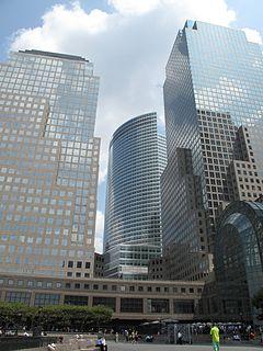 250 Vesey Street skyscraper in New York City