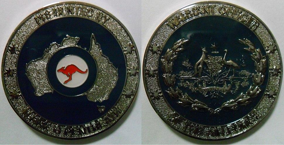 WOFF-AF coin