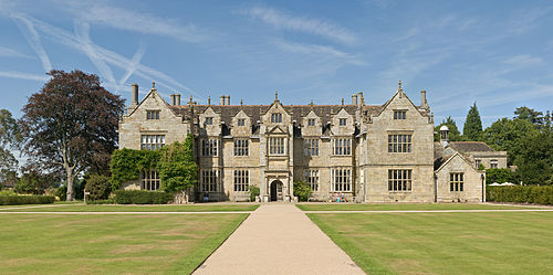 16th Century Mansion a Late 16th-century Gentry