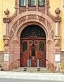 Waldheim town hall1, main entrance-d.JPG