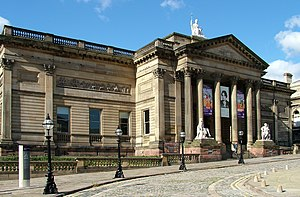 National Museums Liverpool - Image: Walker Art Gallery Liverpool