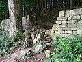 Wall or Rockery, Damflask Reservoir, near Sheffield - geograph.org.uk - 1616125.jpg