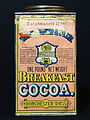 Walter Baker & Cos, Breakfast cocoa,one pound net weight, foto14.JPG
