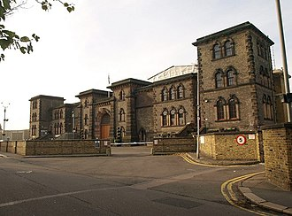 August Sangret - Wandsworth Prison. Sangret was executed within the grounds of this prison on 29 April 1943