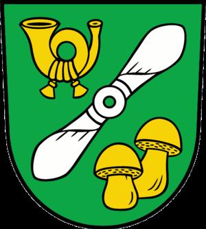 Borkheide - Image: Wappen Borkheide