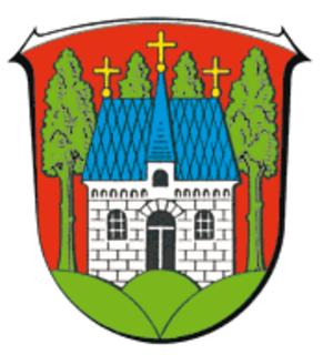Waldkappel - Image: Wappen Waldkappel