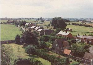 Wappenham - Image: Wappenham Village