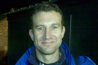 Gavin Ward (footballer) - Ward after a Gainsborough Trinity game in January 2010
