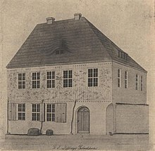 Lessings Geburtshaus in Kamenz (Quelle: Wikimedia)