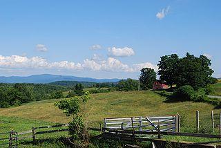 Washington County, New York County in New York