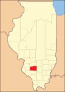 Washington County Illinois 1824