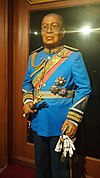 Wax sculpture of Fuen Ronnabhakas Riddhagni, National Memorial, Thailand (2).jpg