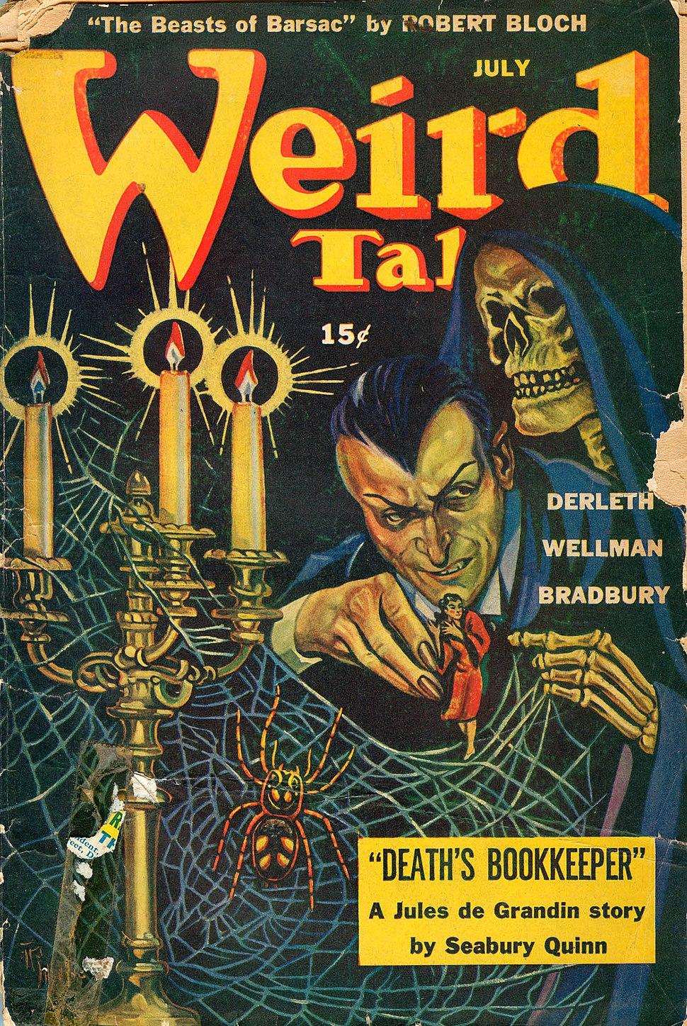 Weird Tales July 1944