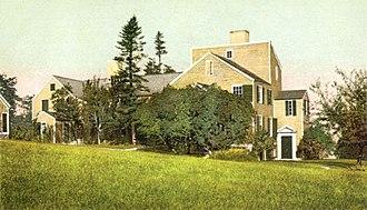 Benning Wentworth - Wentworth–Coolidge Mansion