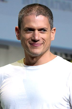Wentworth Miller - Miller at the 2016 San Diego Comic-Con International.