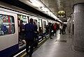Westbound Platform, Embankment - geograph.org.uk - 1690727.jpg