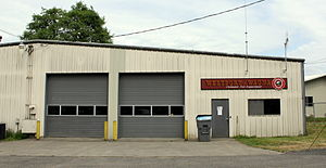 Westport, Oregon - Volunteer Fire Department in Westport