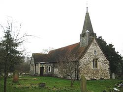 Wexham - St Mary's Church - geograph.org.uk - 1114106.jpg