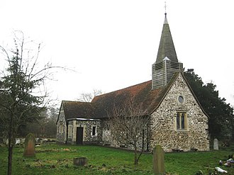 Wexham - Image: Wexham St Mary's Church geograph.org.uk 1114106