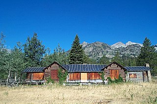 White Grass Dude Ranch United States historic place